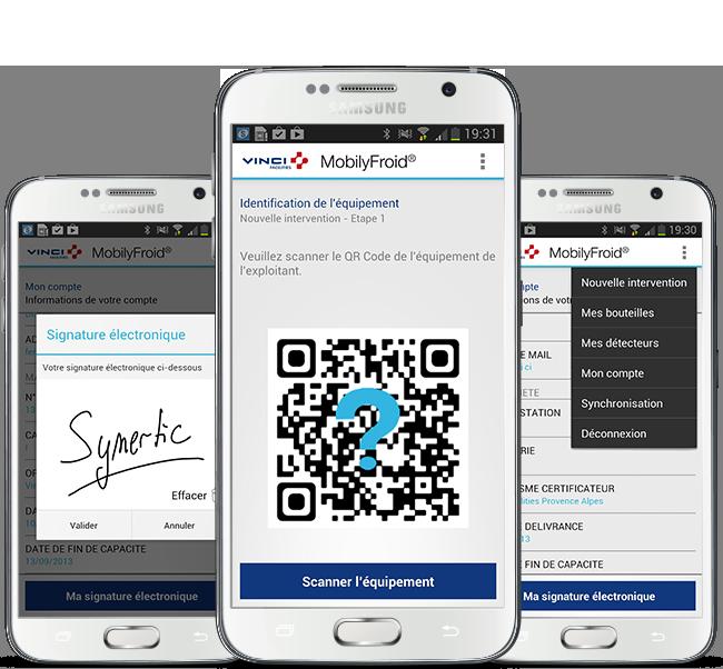 développement application smartphone