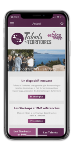 Shapper App talents et territoires