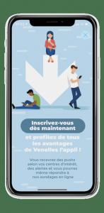 Shapper App Venelles