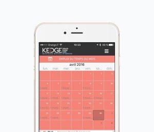 Développement application iphone
