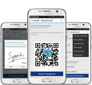 synertic développement application mobile