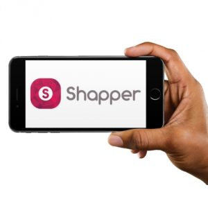 Shapper-smarphone