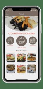 Shapper App Comptoir Gourmand